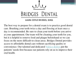 Advanced Dental Care of  Bridges Dental With Brandon Dentist