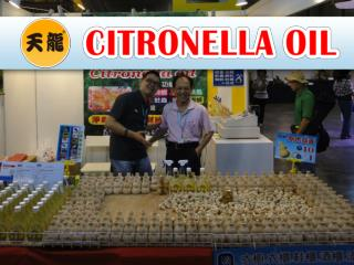 Mosquito Repellent Singapore | Citronella Oil