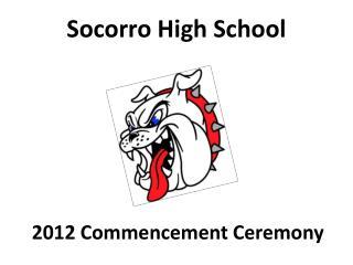 Socorro High School