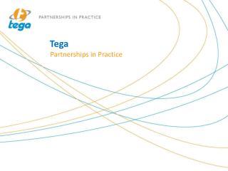Tega Partnerships in Practice