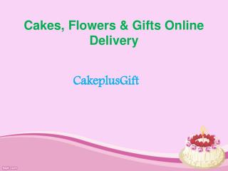 Cakes, Flowers & Gifts Online Delivery in Hyderabad, Order Cake Online Hyderabad