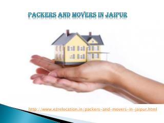 Easy Step to Hire The Cheap & Best Packers Movers Agency in Jaipur