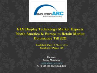 GLV Display Technology Market: Imaging Industry Eager to Make Most of Optical Grating Benefits