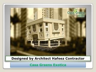 Casa Greens Exotica – Construction in Full Swing!
