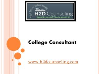 Do You Need An Educational Consultant?