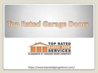 Garage doors install