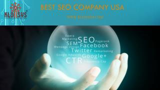 Best SEO Company USA