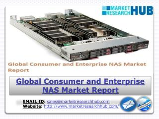 Global Consumer and Enterprise NAS Market Report 2016