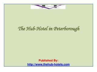 Hotel in Peterborough