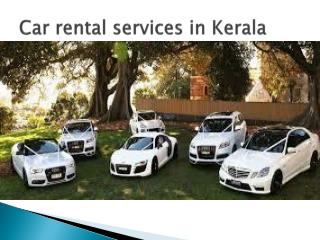 Kerala car rentalCar hire in Kerala