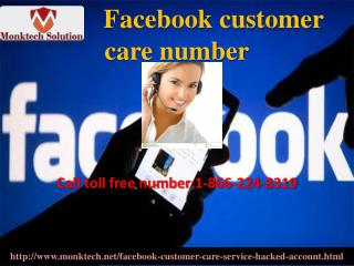 Get Instant Answer Facebook customer care number 1-866-224-8319