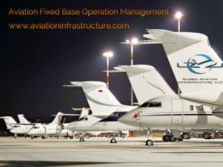 Aviation Fixed Base Operation Management
