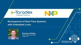 Development of Real-Time Systems with Embedded Linux