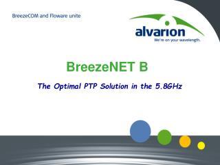 BreezeNET B