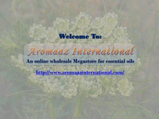 Significances of Natural Essential Oil for Your Health and Beauty!