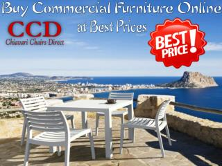 Buy Commercial Furniture Online at Best Prices