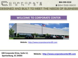 Spartanburg Commercial Property