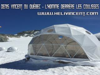 Denis Vincent du Québec - L'homme derrière les coulisses