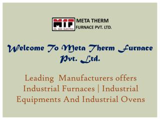 Hot Air Oven Manufacturers In Mumbai