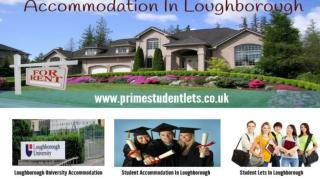 Accommodation In Loughborough