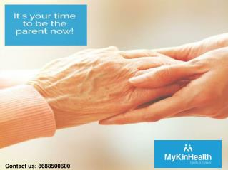 Know the healthy lifestyle of elders