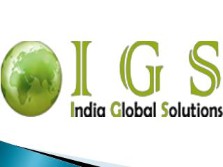 India Global Solutions Galleria
