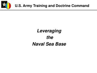 U.S. Army Training and Doctrine Command