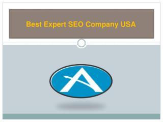 Best Expert SEO Company USA