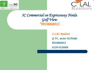 NEW COMMERCIAL@9910008812 EXPRESSWAY NOIDA
