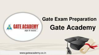GATE Mobile App
