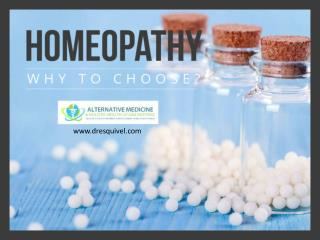 Reasons to Choose Homeopathy Treatment in San Antonio