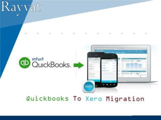 quickbooks to xero Conversion