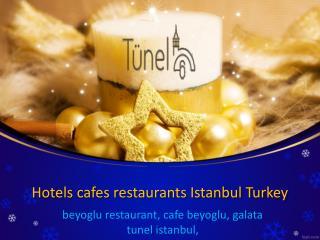 Beyoglu istanbul restaurants