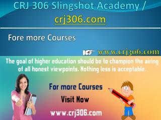 CRJ 306 Slingshot Academy / crj306.com