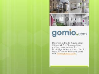 Hostels in Barcelona - www.gomio.com