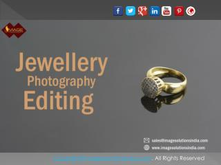Jewellery Retouching Service – High-end jewellery Product Retouching