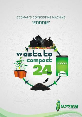 A leading company in the field of solid waste management with advanced technology in composting
