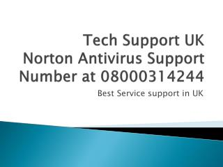 Call Norton Support Number