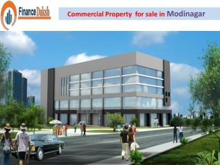 One of the india's best  commercial property  seller Findaksh
