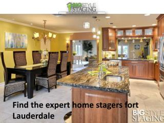 Find the best home stagers Fort Lauderdale
