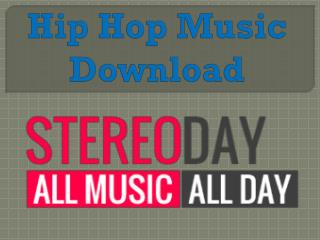 Hip hop music download