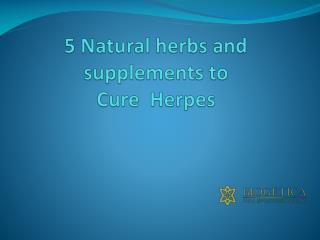 Cure for herpes