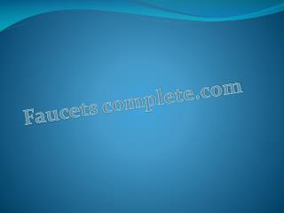 Faucets complete.com