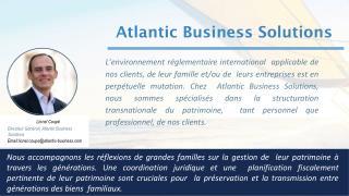 Atlantic Financial Group Including Discretionary