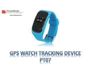 GPS Smartwatch PT07