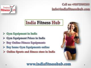 India Fitness Hub- Best Online Fitness Store