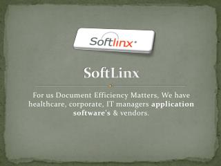 Softlinx offers : Cloud Fax Service