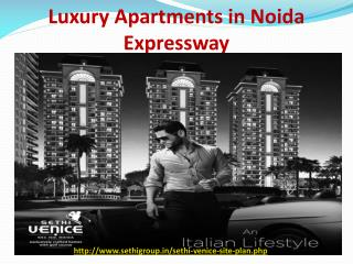 Luxury Apartments In Noida Expressway