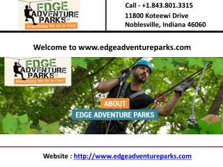 Amusement parks in indiana