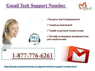 Emails not receiving Call 1-877-776-6261 Gmail Technical Support